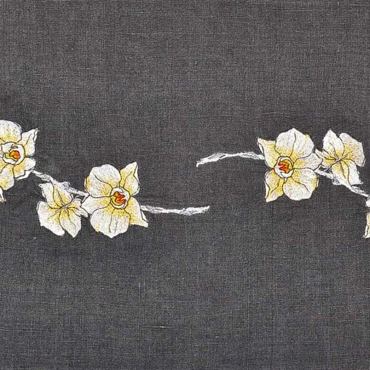 Chemin de table : Orchidée, art de la table, linge de table, décoration intérieur