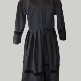 Robe traditionnelle, costume savoyard,