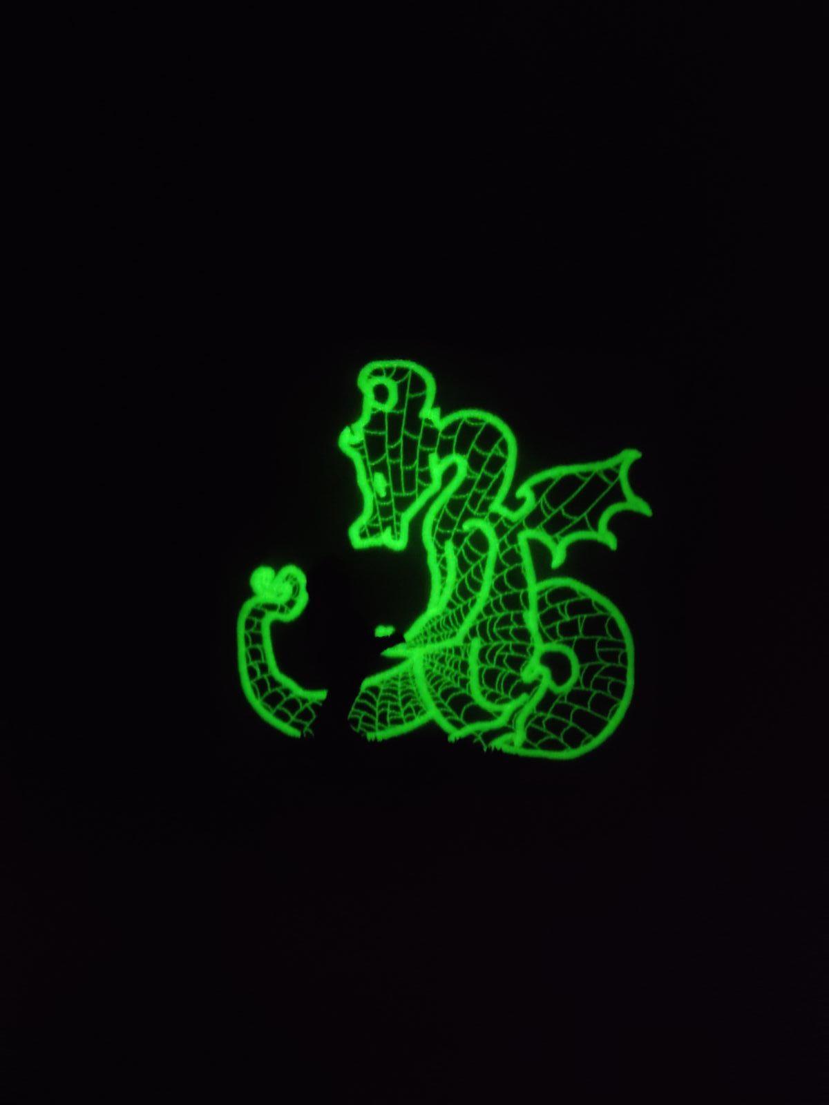 coussin dragon garçon, veilleuse enfant