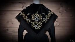 Châle savoyard, costume traditionnel Savoie
